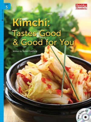 cover image of Kimchi