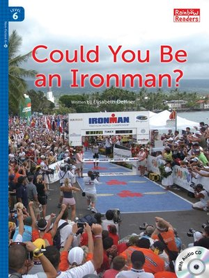 cover image of Could You Be an Ironman?