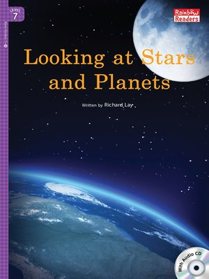 cover image of Looking at Stars and Planets