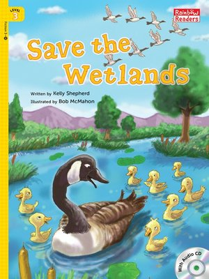 cover image of Save the Wetlands