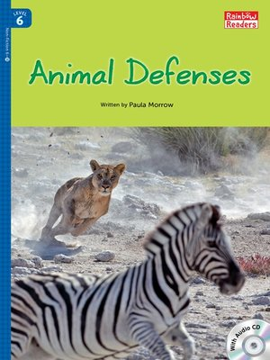 cover image of Animal Defenses