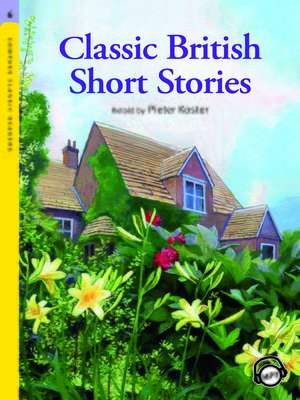 cover image of Classic British Short Stories
