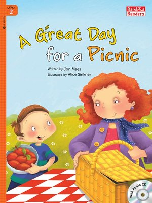 cover image of A Great Day for a Picnic