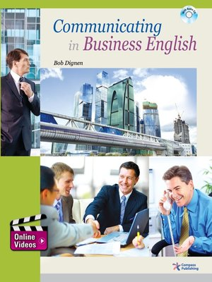 cover image of Communicating in Business English