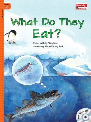 cover image of What Do They Eat?