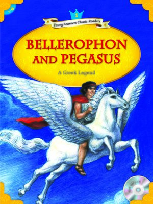 cover image of Bellerophon and Pegasus