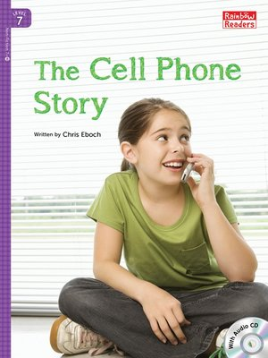 cover image of The Cell Phone Story
