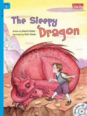cover image of The Sleepy Dragon