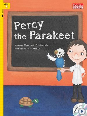 cover image of Percy the Parakeet