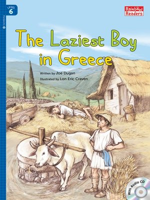 cover image of The Laziest Boy in Greece
