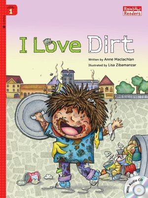 cover image of I Love Dirt
