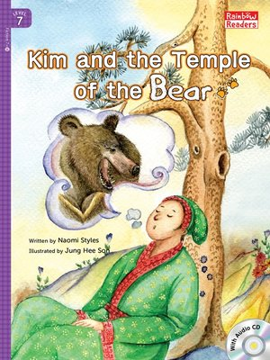 cover image of Kim and the Temple of the Bear