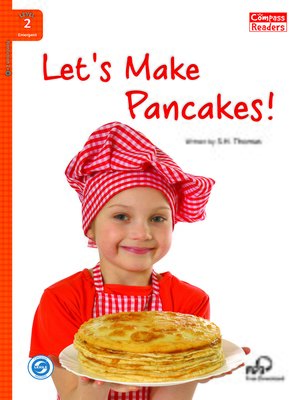 cover image of Let's Make Pancakes