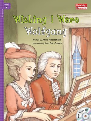 cover image of Wishing I Were Wolfgang