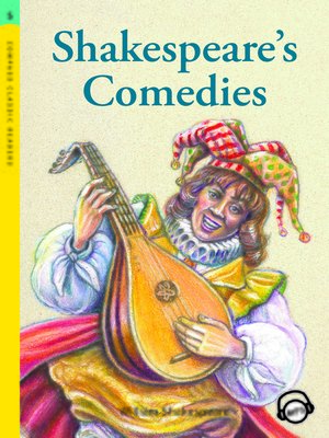 cover image of Shakespeare's Comedies