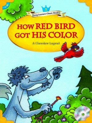 cover image of How Red Bird Got His Color