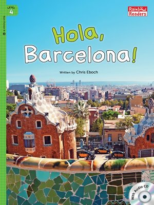 cover image of Hola, Barcelona!