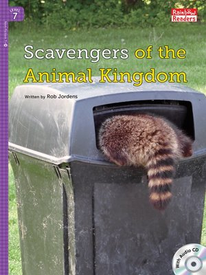 cover image of Scavengers of the Animal Kingdom