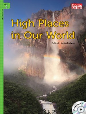 cover image of High Places in Our World