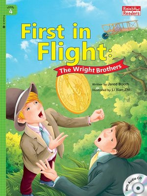 cover image of First in Flight
