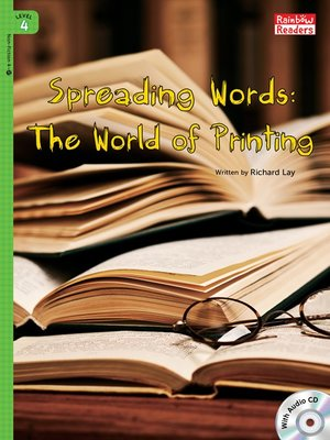 cover image of Spreading Words