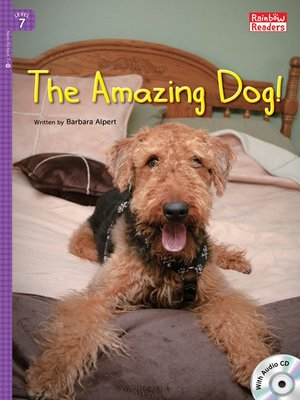 cover image of The Amazing Dog!