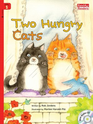 cover image of Two Hungry Cats