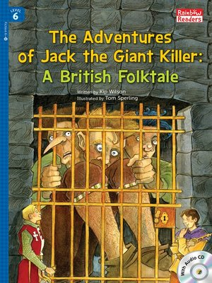 cover image of The Adventures of Jack the Giant Killer