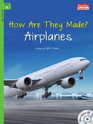 cover image of How Are They Made? Airplanes