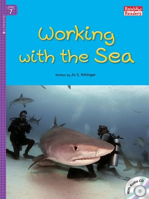 cover image of Working with the Sea