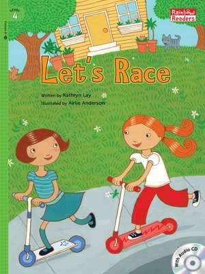 cover image of Let's Race