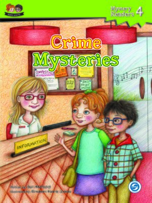 cover image of Crime Mysteries