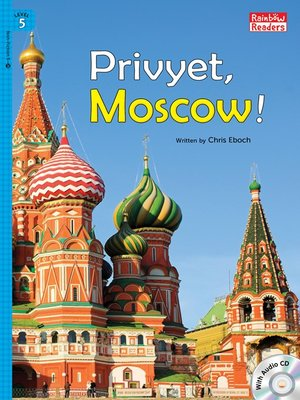 cover image of Privyet, Moscow!