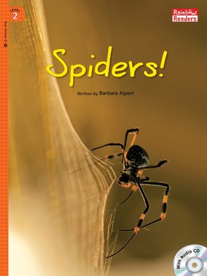 cover image of Spiders!