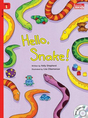 cover image of Hello, Snake!