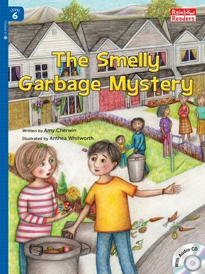 cover image of The Smelly Garbage Mystery