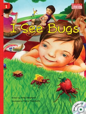 cover image of I See Bugs
