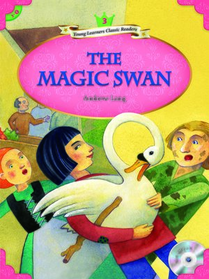 cover image of The Magic Swan