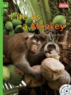 cover image of Life as a Monkey