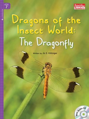 cover image of Dragons of the Insect World