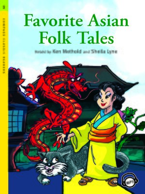 cover image of Favorite Asian Folk Tales