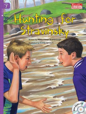 cover image of Hunting for Stravinsky