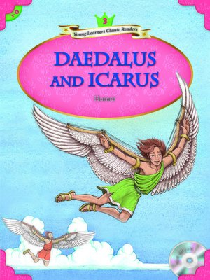 cover image of Daedalus and Icarus