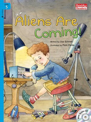 cover image of Aliens Are Coming!