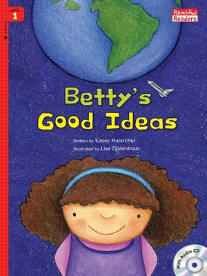 cover image of Betty's Good Ideas