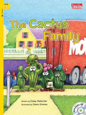 cover image of The Cactus Family