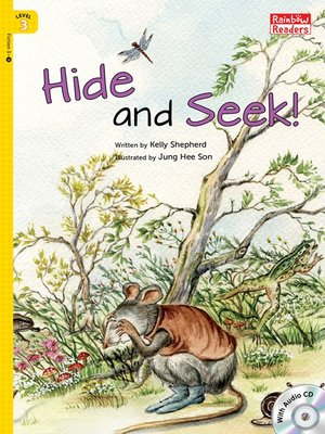 cover image of Hide and Seek!