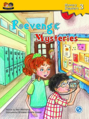 cover image of Revenge Mysteries