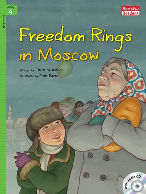 cover image of Freedom Rings in Moscow
