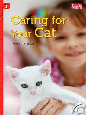 cover image of Caring for Your Cat